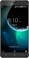 Смартфон Blackview E7 (черный/белый) -