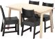 Обеденная группа Ikea Норрокер/Норрокер 991.615.36 -