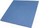 Резиновая плитка EcoStep 500x500x40 (синий) -