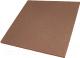 Резиновая плитка EcoStep 500x500x40 (коричневый) -