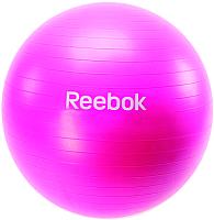 Фитбол гладкий Reebok RAB-11015MG (лиловый) -