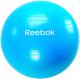 Фитбол гладкий Reebok RAB-11016CY (голубой) -