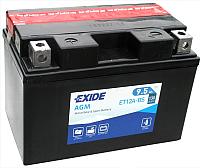 Мотоаккумулятор Exide AGM ET12A-BS (12 А/ч) -