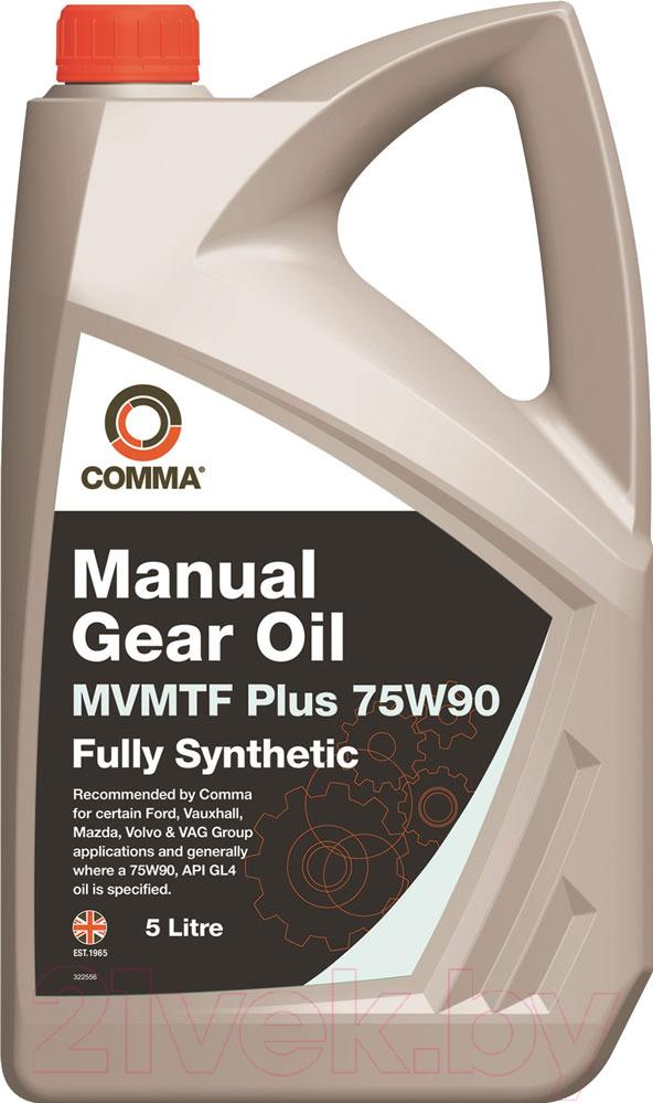Трансмиссионное масло Comma