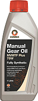 Трансмиссионное масло Comma MVMTF Plus 75W80 / FE75W1L (1л) -