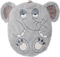 Лежанка для животных Gigwi Слон 75358 (серый) -
