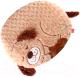 Лежанка для животных Gigwi Собака 75113 (коричневый/бежевый) -