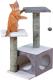 Комплекс для кошек Trixie Neo 44042 (кремовый/серый) -