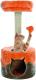 Комплекс для кошек Trixie Nuria 43792 (оранжевый) -
