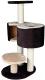 Комплекс для кошек Trixie Elvio 44656 (коричневый/бежевый) -