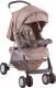 Детская прогулочная коляска Lorelli Terra 2017 Beige Daisy Bears (10020961730A) -