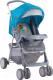 Детская прогулочная коляска Lorelli Terra 2017 Blue&Grey Hello Bear (10020961718A) -