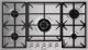 Газовая варочная панель Maunfeld MGHS.95.72S -