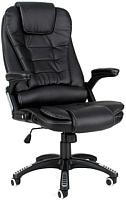 Кресло офисное Calviano Manager (чёрный) -