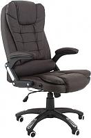 Кресло офисное Calviano Manager коричнвый -