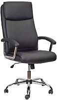Кресло офисное Седия Levada Chrome Eco (черный) -