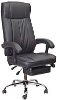 Кресло офисное Седия Solid Eco (черный) -