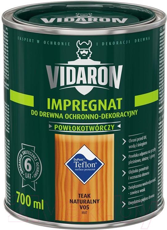 Защитно-декоративный состав Vidaron