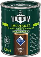 Защитно-декоративный состав Vidaron Impregnant V09 Индийский палисандр (0.7л) -