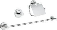 Набор аксессуаров для ванной GROHE Essentials 40775001 -