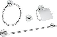Набор аксессуаров для ванной GROHE Essentials 40776001 -