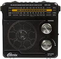 Радиоприемник Ritmix RPR-202 (черный) -