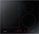 Индукционная варочная панель Samsung NZ64K7757BK/WT -
