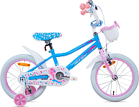 Детский велосипед Aist Wiki 14 (голубой) -