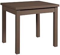 Обеденный стол Мебель-Класс Атлас (темный дуб) -
