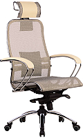 Кресло офисное Metta Samurai S2 (бежевый) -