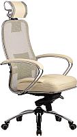 Кресло офисное Metta Samurai SL2 (бежевый) -