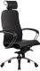 Кресло офисное Metta Samurai K2 (черный) -
