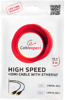 Кабель HDMI Gembird CC-HDMI4L-15