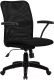 Кресло офисное Metta FP-8PL (черный) -