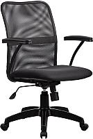 Кресло офисное Metta FP-8PL (серый) -