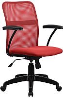 Кресло офисное Metta FP-8PL (красный) -