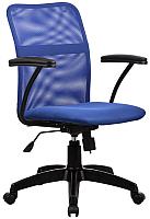 Кресло офисное Metta FP-8PL (синий) -
