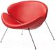 Кресло Signal Major (экокожа, красный) -