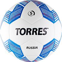 Футбольный мяч Torres Team Russia F30535 -