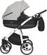 Детская универсальная коляска Expander Macco 3 в 1 (02/grey fox) -