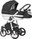 Детская универсальная коляска Expander Mondo Prime 2 в 1 (02/carbon) -