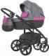 Детская универсальная коляска Expander Enduro 2 в 1 (06/magenta) -