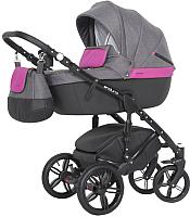 Детская универсальная коляска Expander Enduro 3 в 1 (06/magenta) -