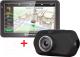 GPS навигатор Prestigio PGPS5058CIS04GBNV (+ видеорегистратор PCDVRR140) -