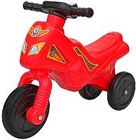 Каталка детская ТехноК Минибайк 4340 (красный) -