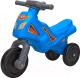 Каталка детская ТехноК Минибайк 4340 (синий) -