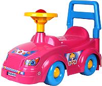 Каталка детская ТехноК Автомобиль для прогулок 3848 -