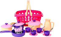 Игровой набор ТехноК Набор посуды 4449 -