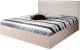 Полуторная кровать Территория сна Аврора 1 200x120 (с подъемным механизмом) -