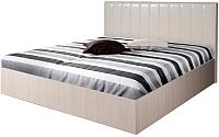 Двуспальная кровать Территория сна Аврора 1 200x160 (с подъемным механизмом) -